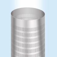 filtro passante per pozzi d'acqua